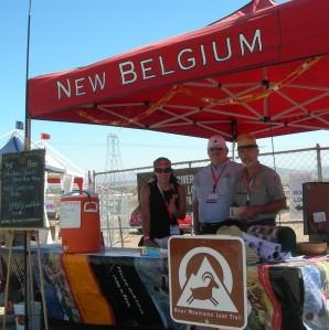 Interbike & New Belgium & RMTP 092109